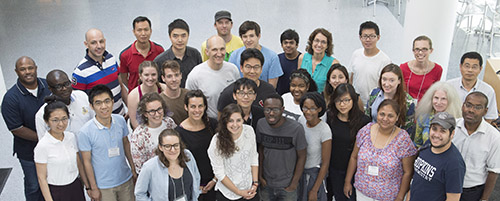 2016 Summer School group photo