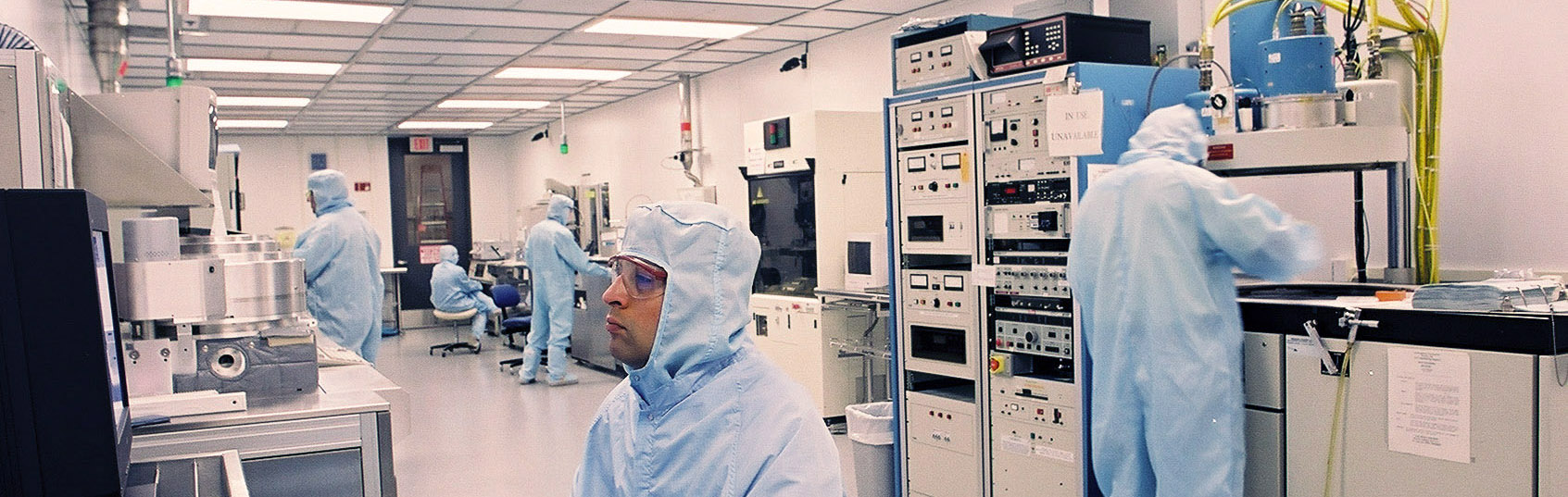 Picture of CNF Cleanroom